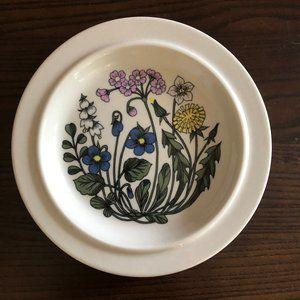 Vintage Arabia Finland FLORA Plate